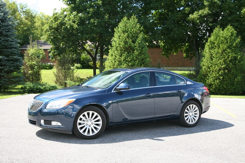 Review: 2011 Buick Regal CXL