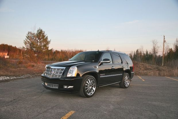 Review: 2012 Cadillac Escalade SLP 525HP