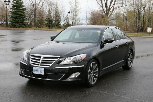 Review: 2012 Hyundai Genesis R spec