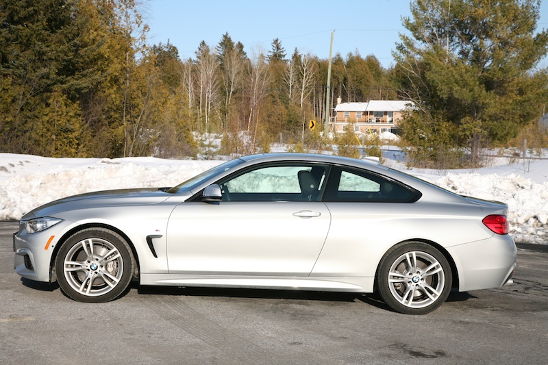 Review: 2014 BMW 435i xDrive