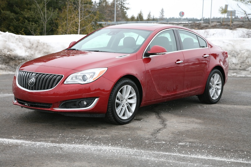 Review: 2014 Buick Regal 2.0-litre Turbo