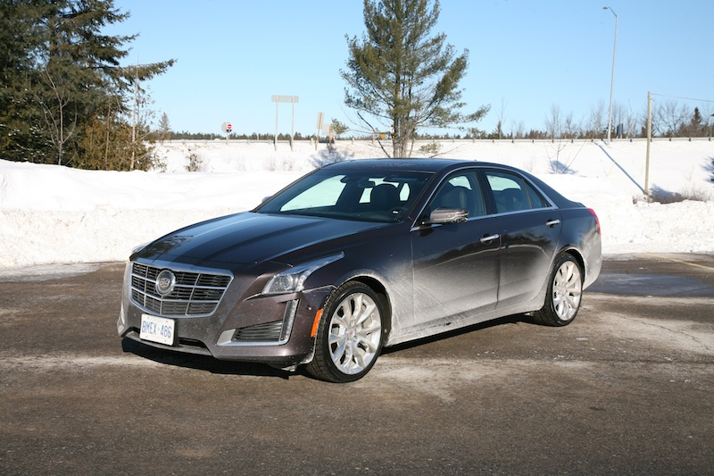 Review: 2014 Cadillac CTS 3.6 AWD