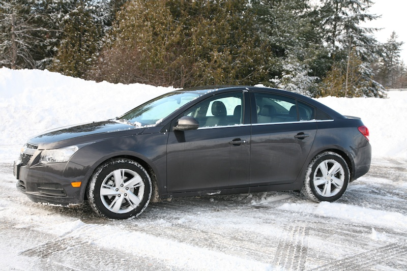 Review: 2014 Chevrolet Cruze Diesel