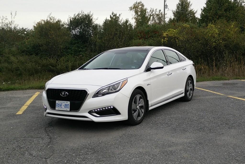 Review: 2016 Hyundai Sonata Hybrid