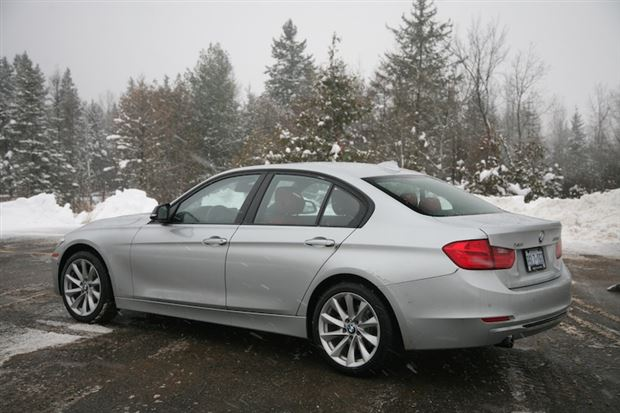 Review: 2014 BMW 328d xDrive