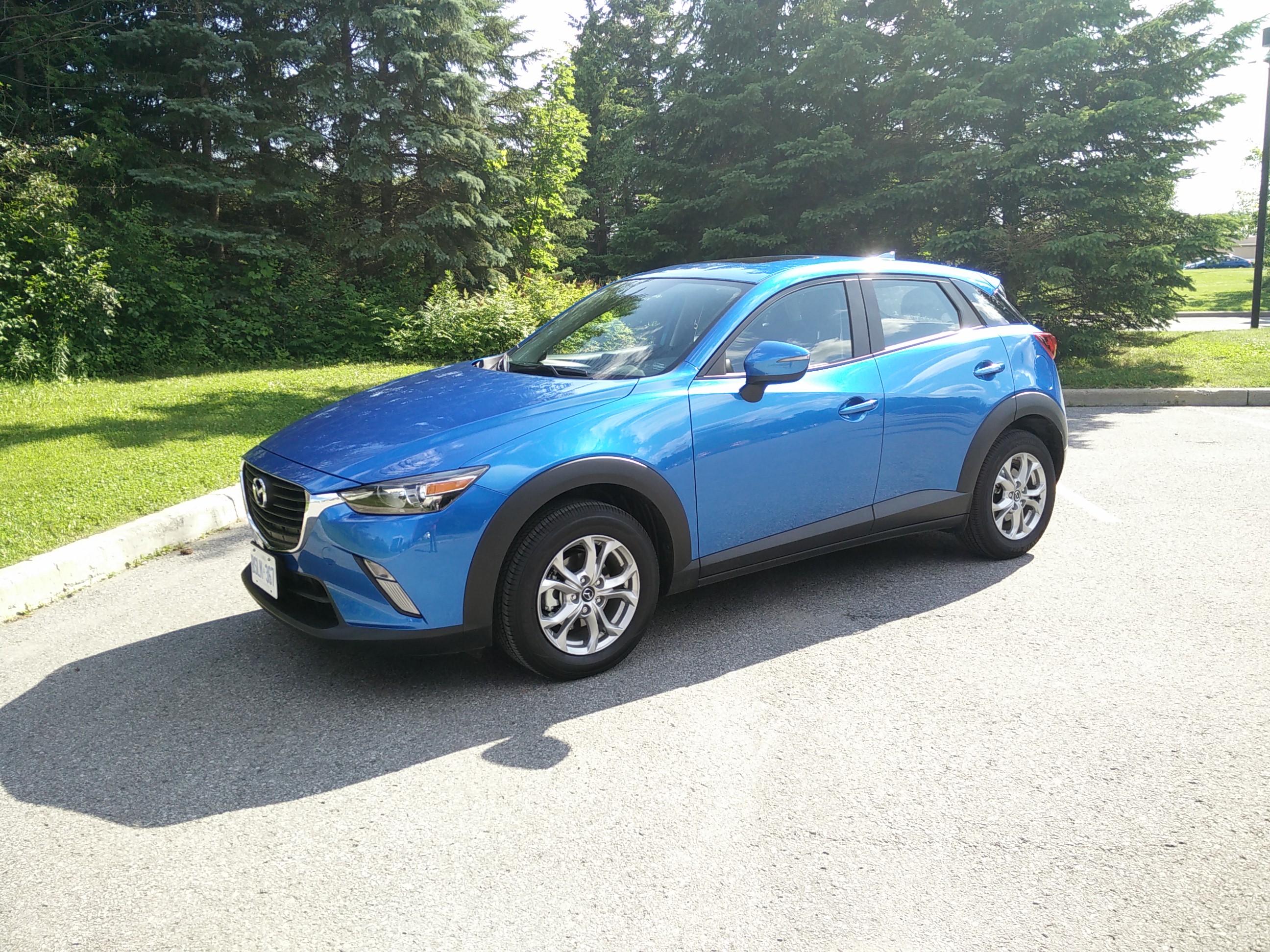 Review: 2015 Mazda CX-3