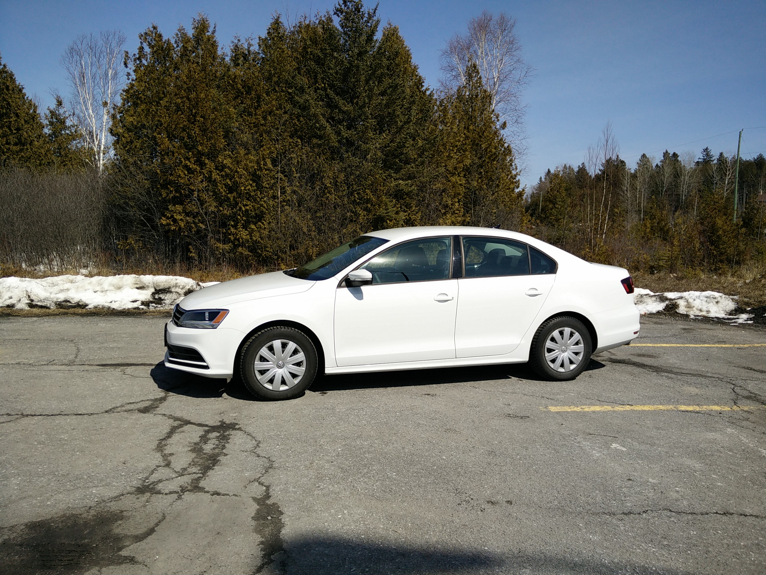 2016 Volkswagen Jetta 1.4TSI -- Changing my tune