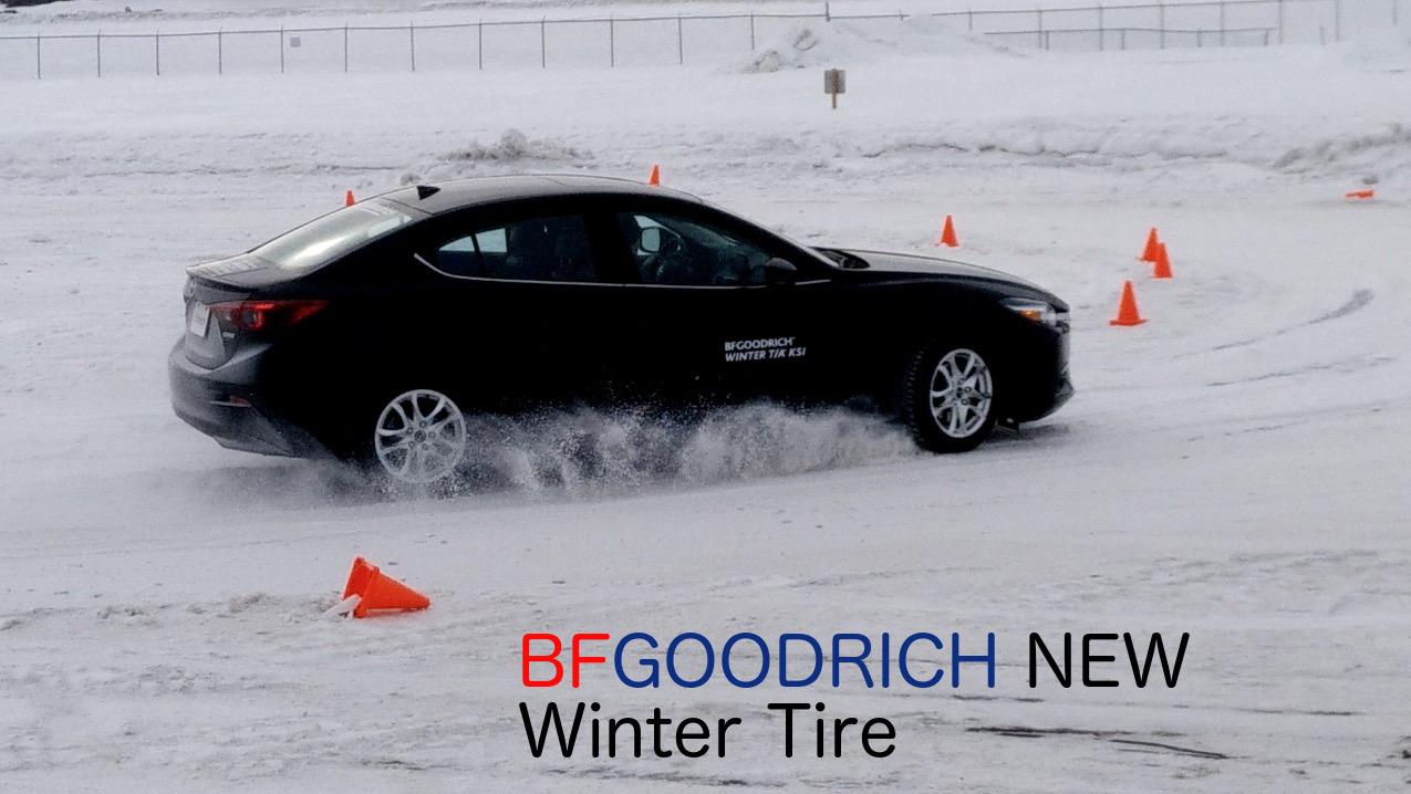 BFGoodrich Winter T/A KSI