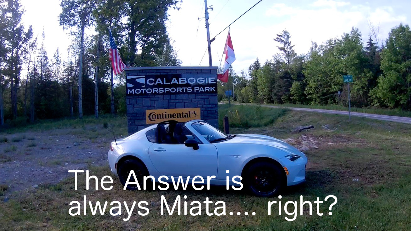 2017 Mazda MX-5 RF Bonus Track Test!