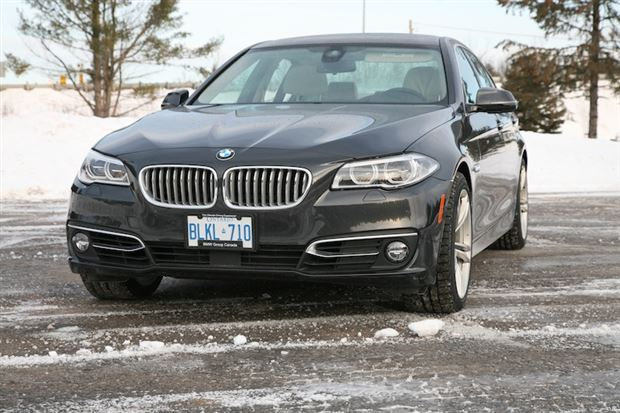 Review: 2014 BMW 535d xDrive