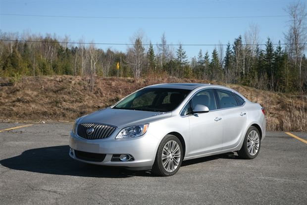 Review: 2012 Buick Verano