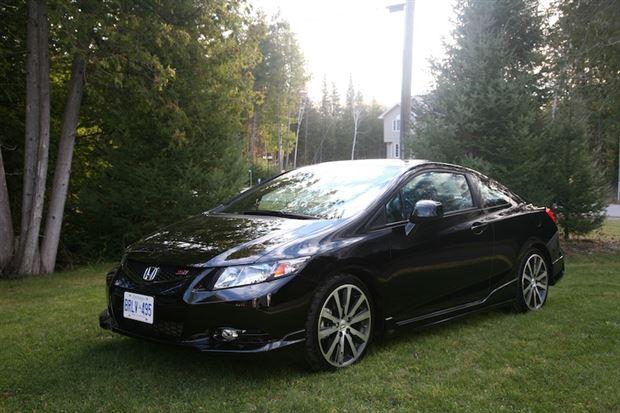Review: 2013 Honda Civic Si HFP