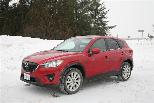 Review: 2014 Mazda CX-5 AWD