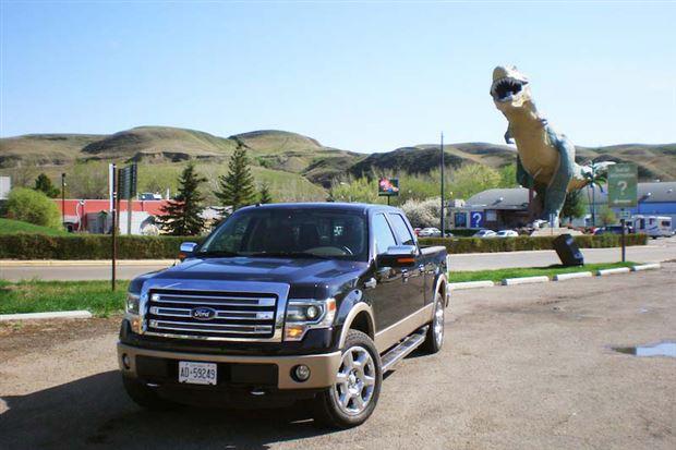 Truck Test: 2013 Ford F-150