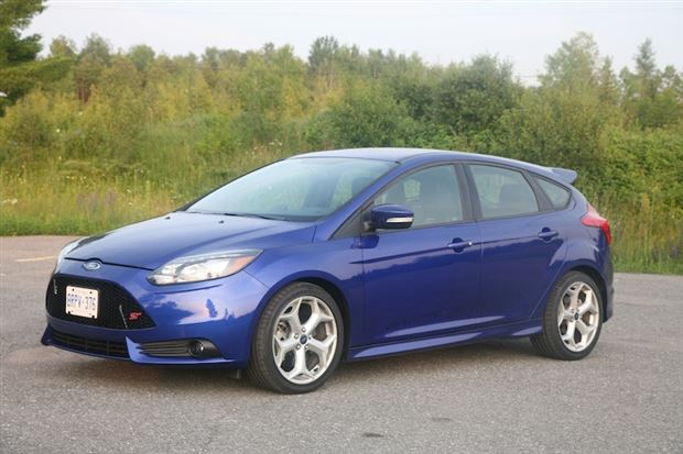 Review: 2013 Ford Focus ST