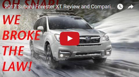 2017 Subaru Forester XT