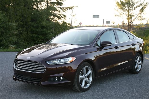 Review: 2013 Ford Fusion SE AWD