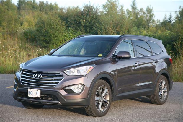 Review: 2013 Hyundai Santa Fe XL