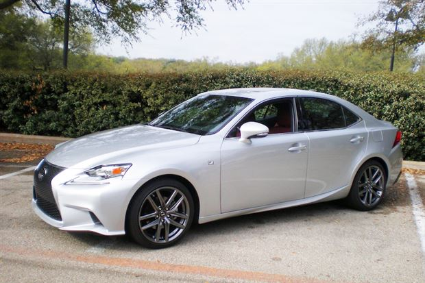 First Drive: 2014 Lexus IS