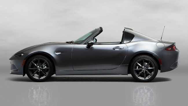 2017 Mazda MX-5 RF (Retractable Fastback)