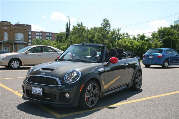 Review: 2013 Mini Cooper JCW Convertible