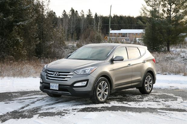 Review: 2013 Hyundai Santa Fe Sport