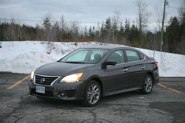 Review: 2013 Nissan Sentra SR