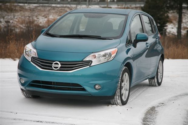 Review: 2014 Nissan Versa Note