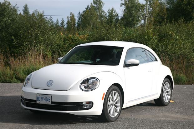 Review: 2013 Volkswagen Beetle TDI